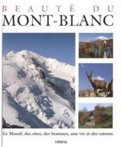 Du mont blanc - Couverture - Format classique