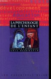 Psychologie De L'Enfant (La) - Couverture - Format classique