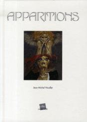 Apparitions - Couverture - Format classique
