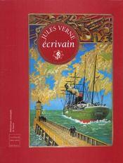 Jules Verne, écrivain - Intérieur - Format classique