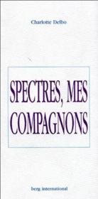 Spectres, mes compagnons - Couverture - Format classique
