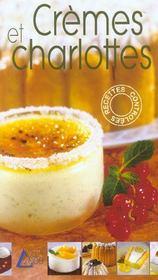 Cremes et charlottes - Intérieur - Format classique