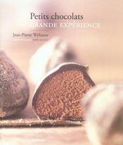 Petits chocolats, grande expérience - Intérieur - Format classique