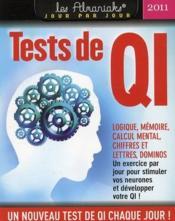 telecharger Tests de QI (edition 2011) livre PDF/ePUB en ligne gratuit