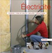 Électricité - Couverture - Format classique