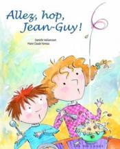 Allez, Hop, Jean-Guy! - Couverture - Format classique