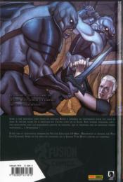 Buffy series : Spike - 4ème de couverture - Format classique