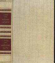 Madame Lafarge Suivi De Madeleine Smith Ou La Jeune Fille Aux Yeux Noirs. Collection : Le Crime Ne Paie Pas. - Couverture - Format classique