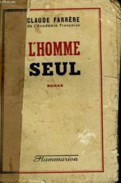 L'Homme Seul. - Couverture - Format classique