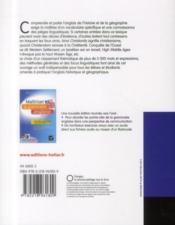 History & geography ; vocabulaire, outils, méthodes ; lycée ; manuel - 4ème de couverture - Format classique