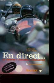 En Direct... Le Lancement Du Theme -La Lecture - L'Entretien - Couverture - Format classique
