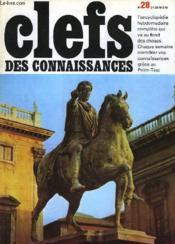 Clefs Des Connaissances - N°28 - Couverture - Format classique