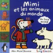 Mimi et les animaux du monde - Couverture - Format classique