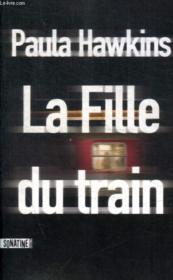 La fille du train - Couverture - Format classique