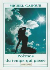 Poèmes du temps qui passe - Couverture - Format classique