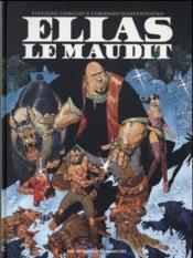Elias le maudit ; intégrale - Couverture - Format classique