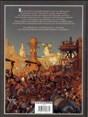 Elias le maudit ; intégrale - 4ème de couverture - Format classique