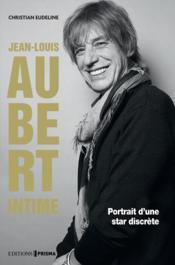 Jean-Louis Aubert - Couverture - Format classique