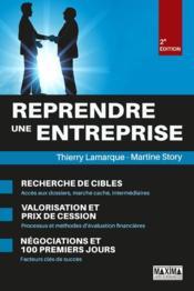 Reprendre une entreprise (2e édition) - Couverture - Format classique