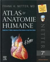 Atlas d'anatomie humaine - Couverture - Format classique