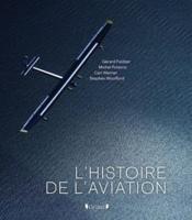 L'histoire de l'aviation - Couverture - Format classique