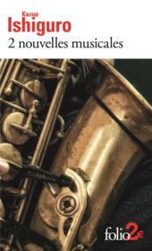 2 nouvelles musicales - Couverture - Format classique
