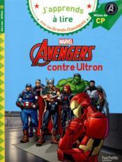 Avengers contre Ultron - Couverture - Format classique