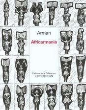 Africarmania - Intérieur - Format classique