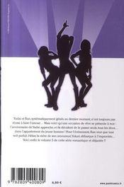 Galism, soeurs de choc t.5 - 4ème de couverture - Format classique