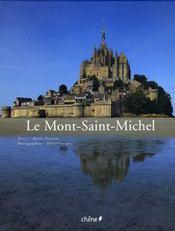 Le Mont Saint Michel - Intérieur - Format classique