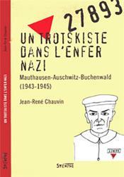 Trotskiste dans l enfer nazi - Couverture - Format classique