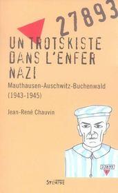 Trotskiste dans l enfer nazi - Intérieur - Format classique