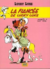 Lucky Luke T.54 ; la fiancée de Lucky Luke - Intérieur - Format classique
