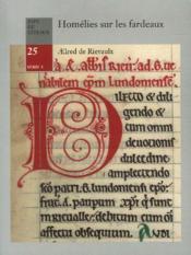 Homélies sur les fardeaux - Couverture - Format classique