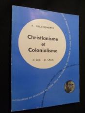 Christianisme et Colonialisme - Couverture - Format classique
