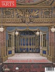 CONNAISSANCE DES ARTS N.433 ; l'opéra royal de Versailles - Couverture - Format classique