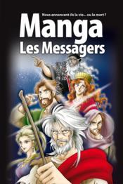 La bible en manga T.3 ; les messagers - Couverture - Format classique