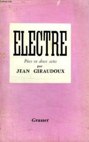 Electre.Piece En 2 Actes. - Couverture - Format classique