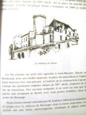 Société Archéologique et Historique de Lignan de Bordeaux et du Canton de Créon. (Nouvelle Série, Bulletin n° 4). - Couverture - Format classique
