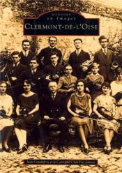 Clermont-de-l'Oise - Couverture - Format classique
