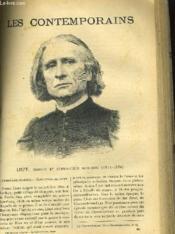 Liszt, Planiste Et Compositeur Hongrois (1811-1886) - Couverture - Format classique