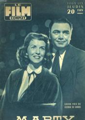 Film Complet N° 528 - Marty - Couverture - Format classique
