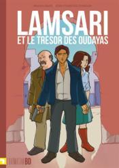 Lamsari et le trésor des Oudayas - Couverture - Format classique