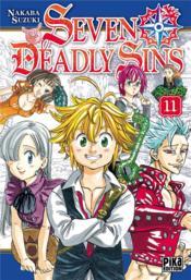 Seven Deadly Sins T.11 - Couverture - Format classique
