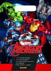 Marvel Avengers ; ; ma pochette - Couverture - Format classique