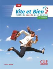 Vite et bien ; FLE ; B1 (2e édition) - Couverture - Format classique
