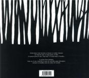 Loup noir - 4ème de couverture - Format classique
