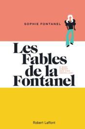 Les fables de la Fontanel - Couverture - Format classique