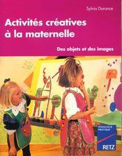 Activites Creatives A La Maternelle - Intérieur - Format classique