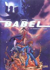Babel t.1 ; le chemin des étoiles - Intérieur - Format classique